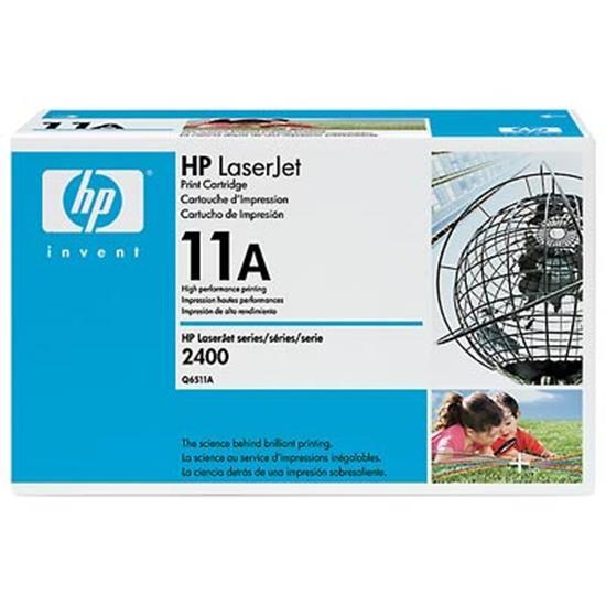 Original HP Toner 11A Q6511A schwarz für Laserjet 2410 2420 2430 B-Ware