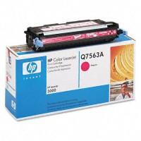 Original HP Toner 314A Q7563A magenta für Laserjet 2700 3000