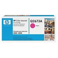 Original HP Toner 309A Q2673A magenta für LaserJet 3500 3550