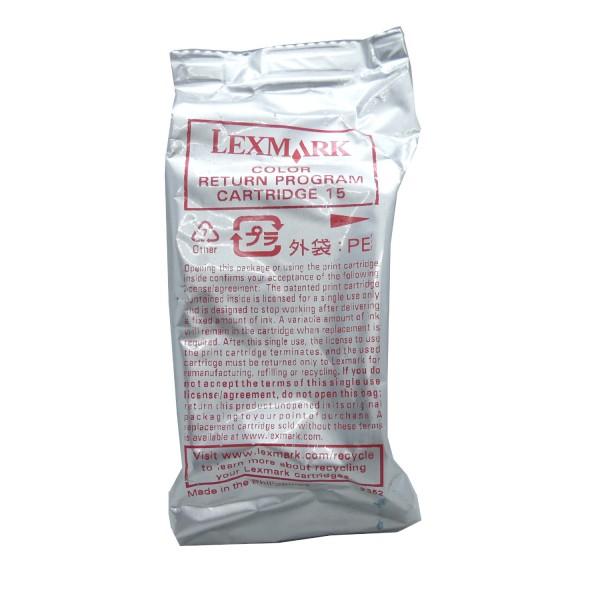 Lexmark 15 COL (18C2110) OEM Blister