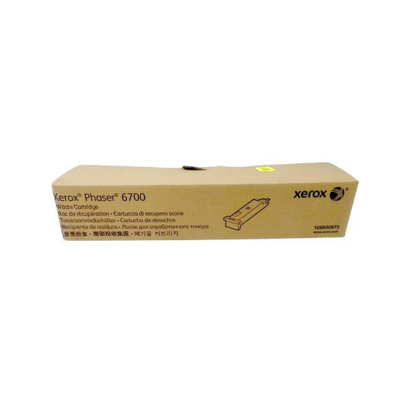 Original Xerox Resttonerbehälter 108R00975 für Phaser 6700