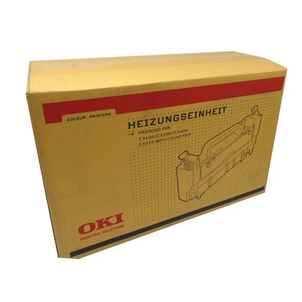 Original OKI Heizungseinheit 42625503 für C 3100 3200 5200 5400