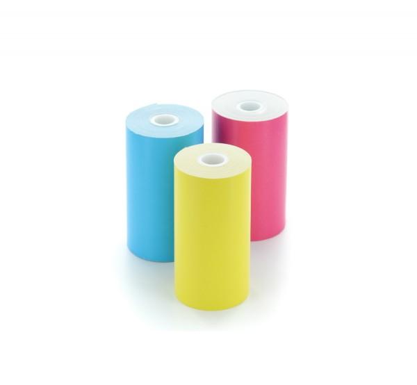 47334_Cubinote_TPR80AH005_Thermohaftnotizpapierrolle_3-farbig_haftend