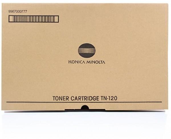 Original Konica Minolta Toner TN-120 schwarz für Bizhub 240 Neutrale Schachtel