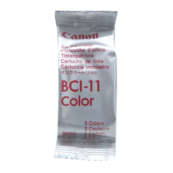 Canon BCI-11 COL (0958A002) OEM Blister