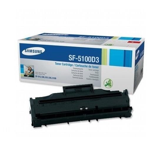 Original SAMSUNG Toner SF-5100D3 schwarz für SF 5100 515 530 531 535