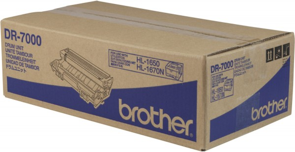 Original Brother Trommel DR-7000 für HL 1650 1670 1850 Neutrale Schachtel