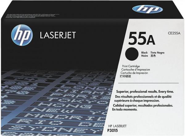 Original HP Toner 55A CE255A LaserJet 500 MFP M525dn P3015N B-Ware