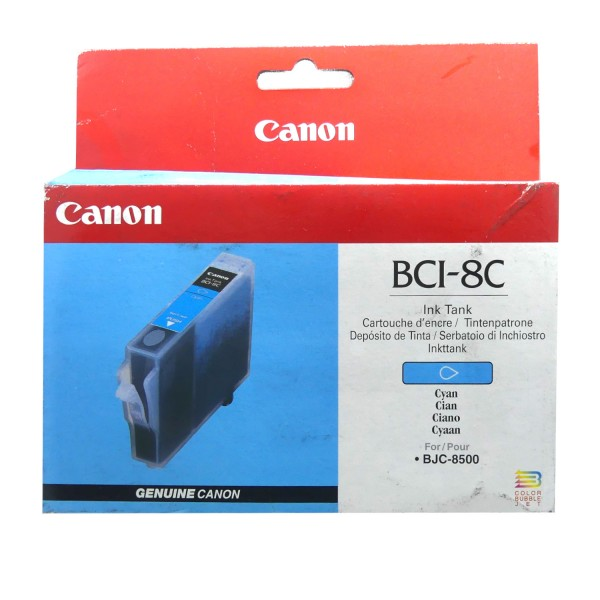 Canon BCI-8 CY (0979A002) OEM