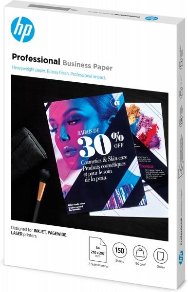 46754_HP_Professioneal_Papier_(3VK91A)_Farblaserpapier_150_Blatt_glänzend_hochweiß_A4_180g/m²
