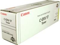 Original Canon Toner 0259B002 C-EXV 17 gelb für iR C 4080i 4580i 5185i