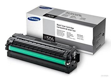 Original SAMSUNG Toner CLT-K506L/ELS Schwarz für CLP-680ND/680DW/CLX-6260 Series Neutrale Schachtel