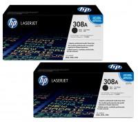 2x Original HP Toner 308A Q2670A für LaserJet 3500 3550 3700 Neutrale Schachtel