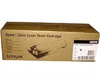 Original Lexmark Toner 1361210 schwarz für Optra C Serie B-Ware