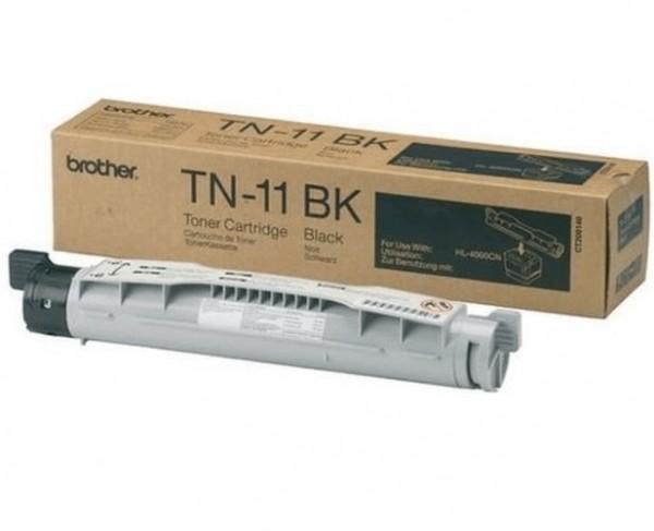 Original Brother Toner TN-11BK schwarz für HL 4000CN B-Ware