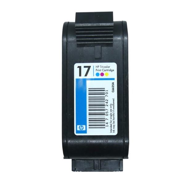 HP 17 COL (C6625AE) OEM Blister