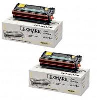 Original Lexmark Toner 10E0042 gelb für Optra C710 C710dn C710n