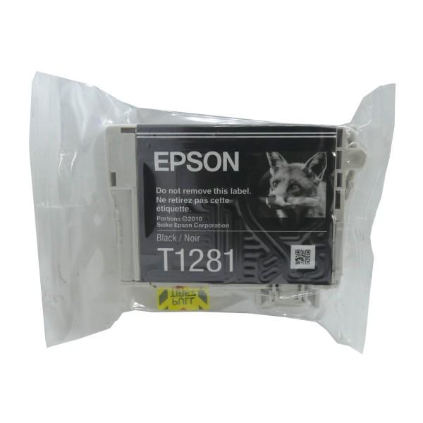 Epson BK T1281 (C13T12814011) OEM Blister