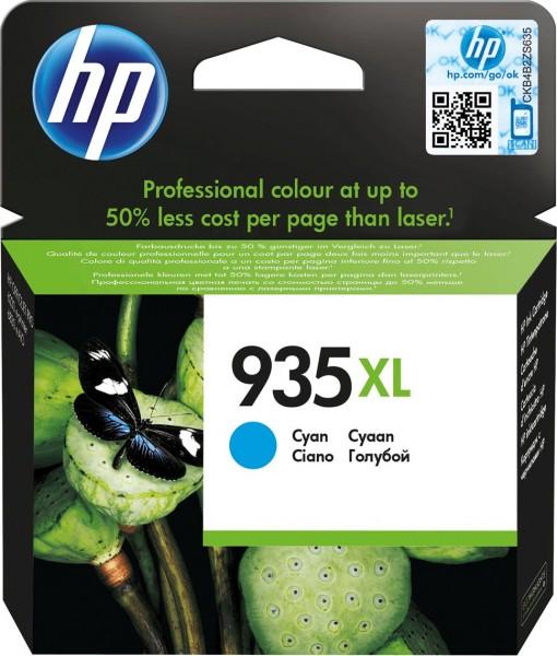 Original HP 935XL Tinte Patrone cyan OfficeJet 6820 Pro 6230 6830 6835 MHD