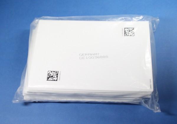 HP Fotopapier 10x15cm glänzend 25 Blatt (ohne Verpackung)