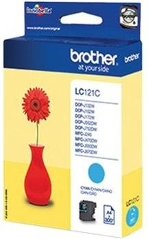 Brother LC 121 CY OEM