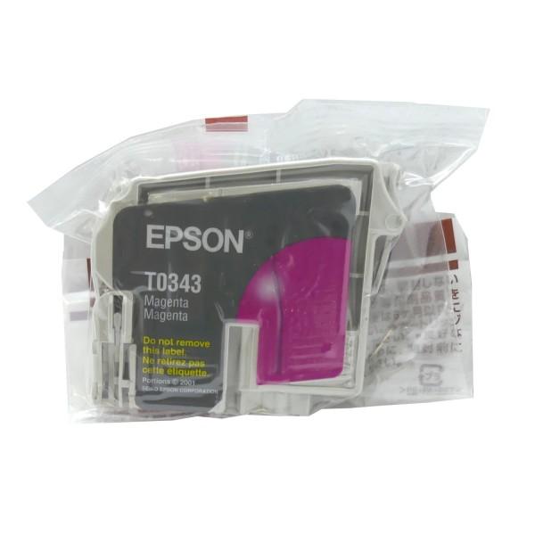 Epson MG T0343 (C13T03434010) OEM Blister