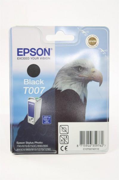 Epson T007 BK (C13T007401) OEM