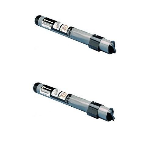 2x Original Epson Toner C13S050149 schwarz für Aculaser C4100