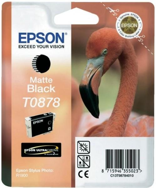 Epson T0878 MBK (C13T08784010) OEM