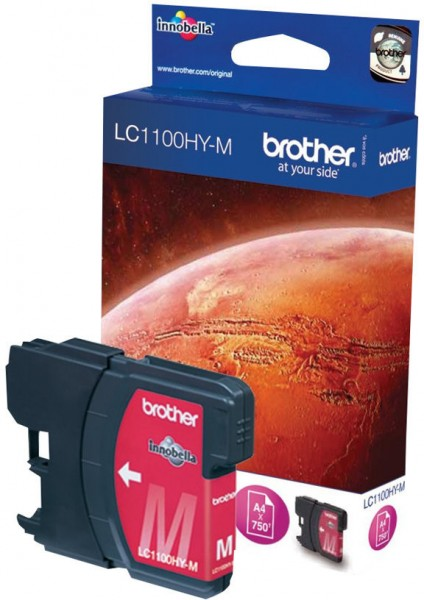 Brother LC-1100HYM MG OEM