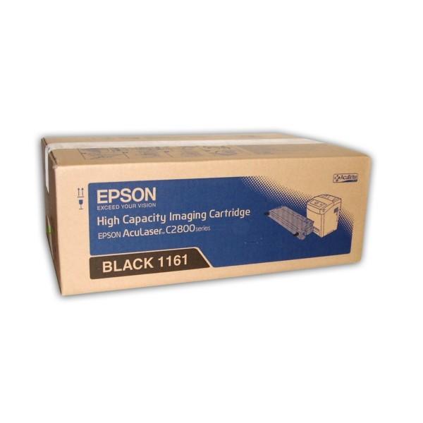 Original Epson Toner S051161 schwarz für Aculaser C 2800 Neutrale Schachtel