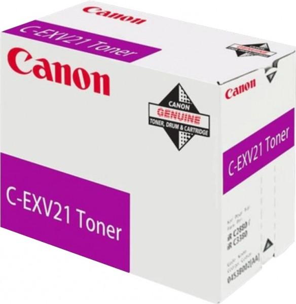 Original Canon Toner 0454B002 C-EXV 21 für iR C2380 C2880 C3080 C3380 C3580