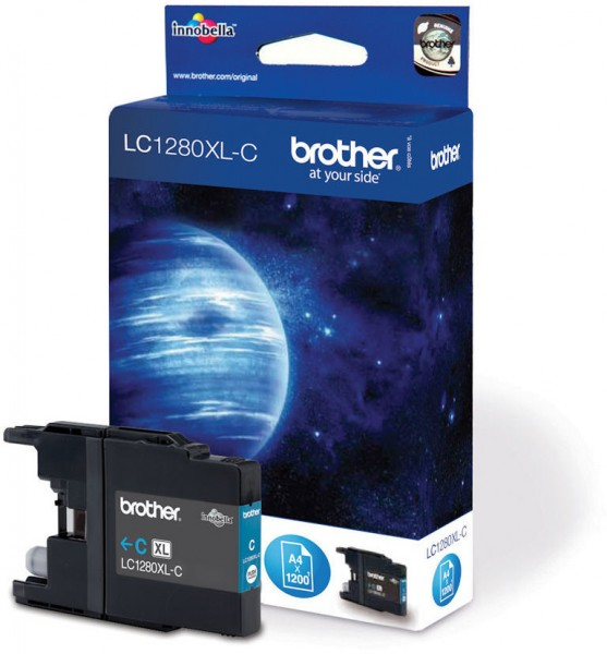 Brother LC-1280XL CY OEM