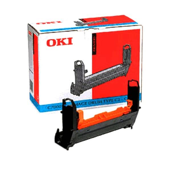 Original OKI Trommel 41304111 cyan für C7200 C7400 Neutrale Schachtel