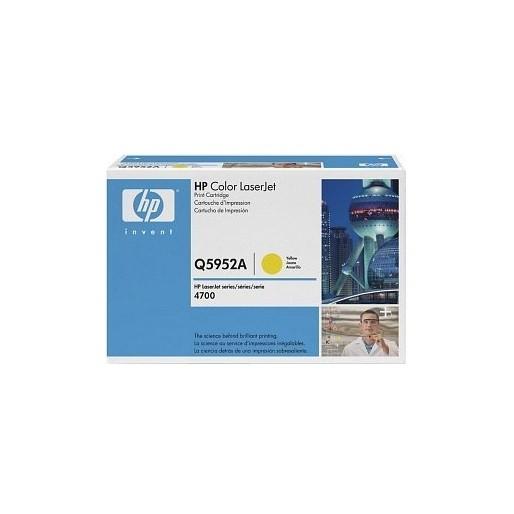 Original HP Toner 643A Q5952A für Color Laserjet 4700 4700DN Neutrale Schachtel